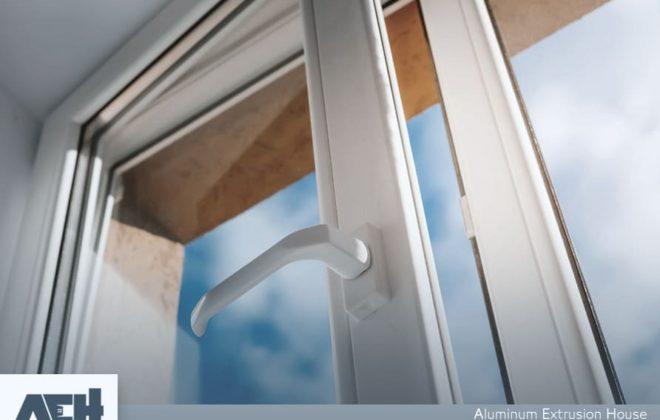 مميزات النوافذ الالومنيوم