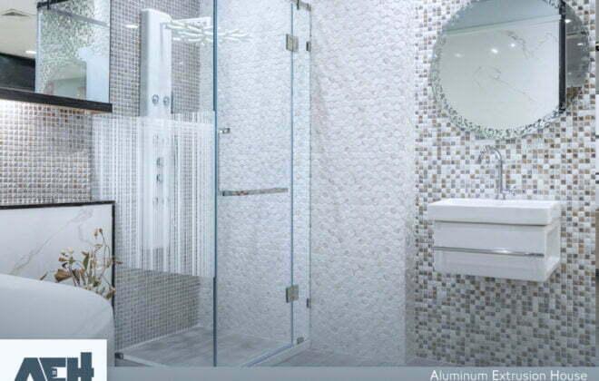 تعرف على مميزات كبائن حمامات بيت الألومنيوم